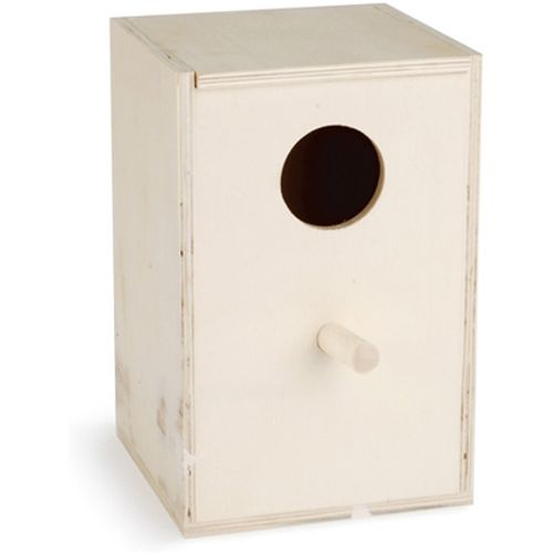 Pet products houten broedkastje, staand
