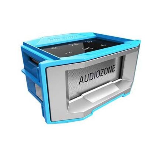BluCave Audio Zone Bluetooth speaker met touch control