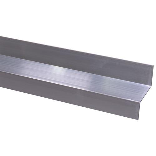 Lekdorpel aluminium (30x25x40) 64x40mm 200cm