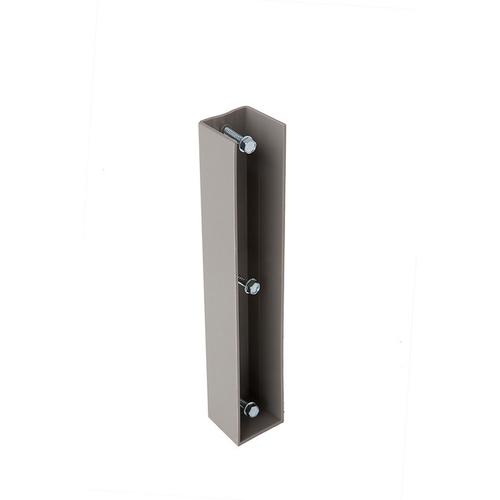 Giardino betonplaathouder ø 48mm/28cm + 3 zelftrappers