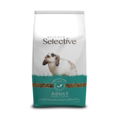 Supreme selective konijnenvoeding 3kg