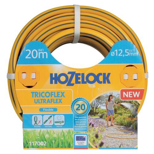 Tuyau d'arrosage Hozelock 'Ultraflex' Ø 12,5 mm L 20 m