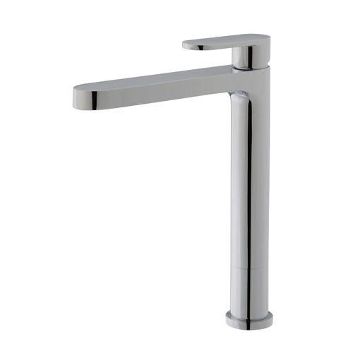Mitigeur lavabo haut Essebagno Cortes haut chromé
