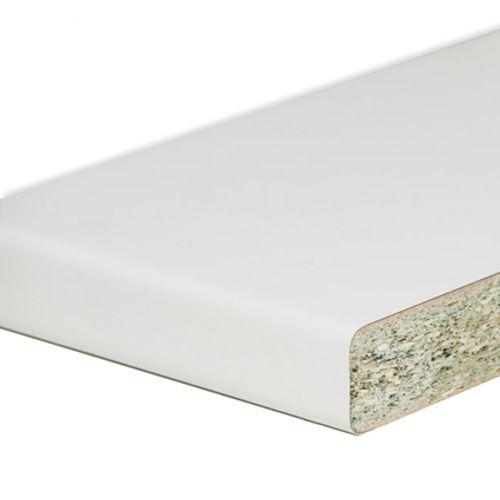 Sencys werkblad wit 200 x 60 x 2,8 cm