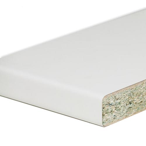 Plan de travail Sencys blanc 200 x 60 x 2,8 cm
