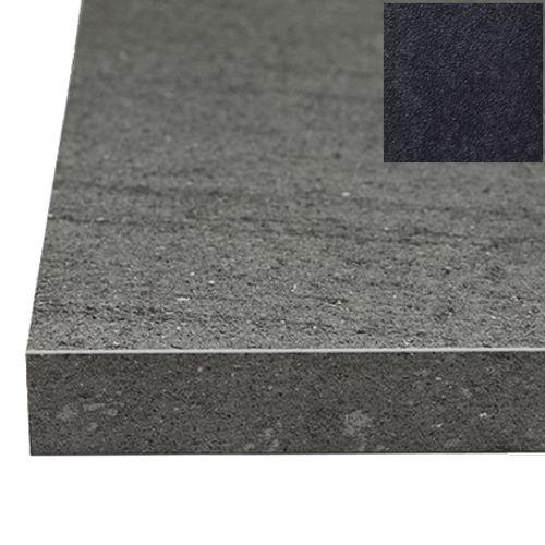 Sencys werkblad graniet zwart 200 x 60 x 2,8 cm