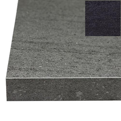 Plan de travail Sencys anthracite 305 x 65 x 3,8 cm