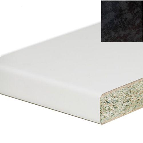 Plan de travail Sencys marbre noir 305 x 60 x 3,8 cm