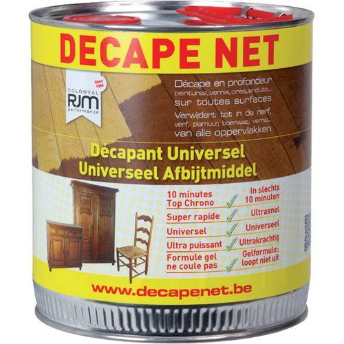 Decape Net universeel afbijtmiddel 2,5L