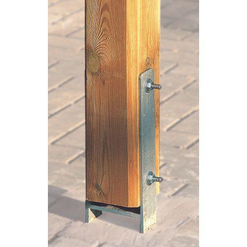 Weka H-anker set 12x12cm 10 stuks