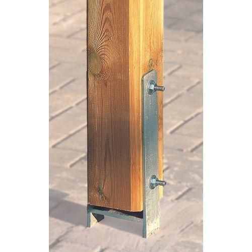 Weka H-anker set 12x12cm 3 stuks