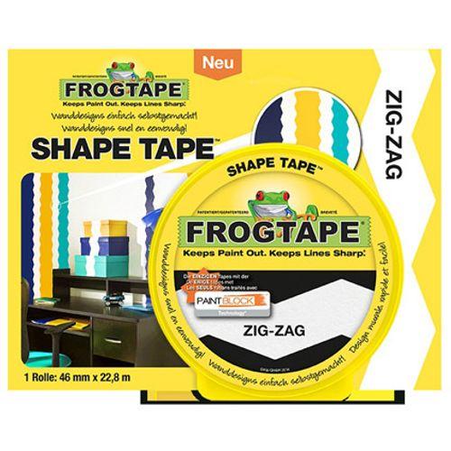 Frogtape Shape zig zag 46 mm x 22,86 m