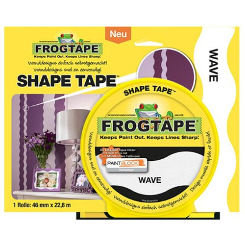 Frogtape shape wave 46 mm x 22,86 m