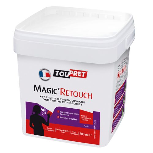 Toutprêt universele plamuur 'Magic'Retouch' 800 ml