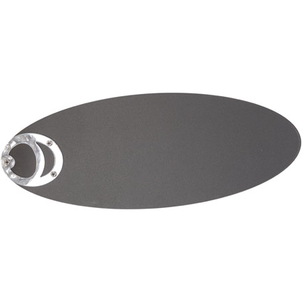 Globo plafond ventilator Azalea  chroom