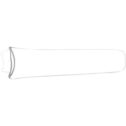 Globo plafond ventilator nikkel