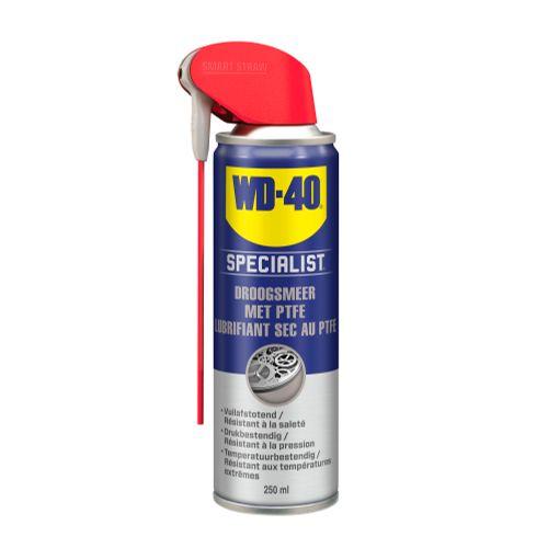 WD-40 droogsmeerspray met PTFE Specialist Smart Straw 250ml