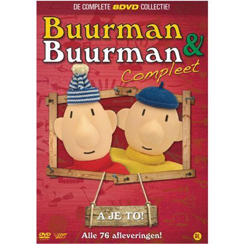 Buurman & Buurman 8dvd box