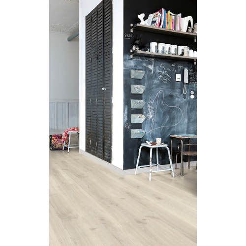 Quick-Step laminaat Moderato Columbia eik warm grijs 7mm 1,824m²