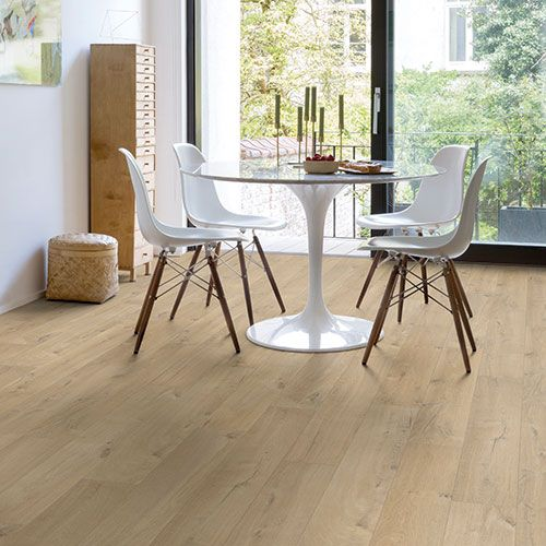 Quick-Step laminaat Aquanto eik warm grijs 8mm 1,835m²