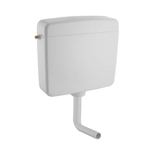 Réservoir suspendu AquaVive Arques bas dual flush blanc 3/6L