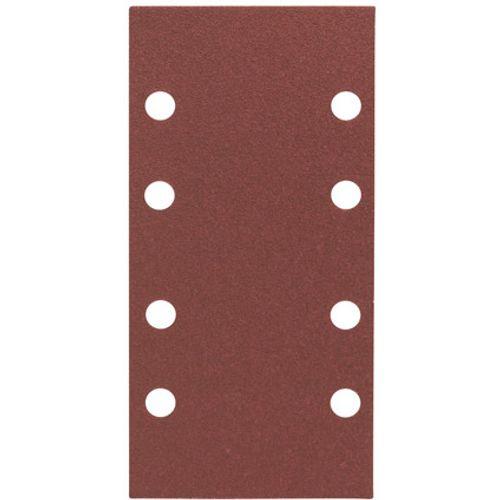 Bosch 10-delige schuurbladset 2608606706 93 x 186 mm 100k