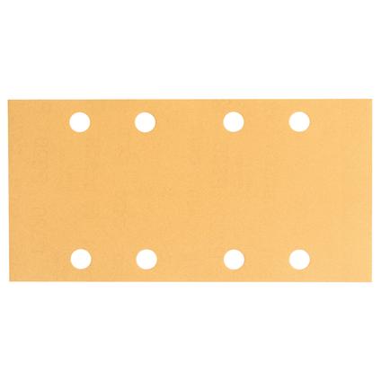 Bosch 10-delige schuurbladset 2608605256 93 x 186 mm 120k