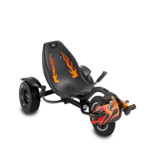 Tricycle Exit Rocker Fire