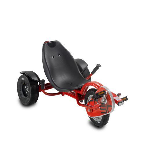 Tricycle Exit Pro 50 rouge/noir