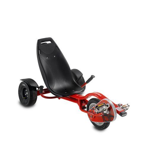 Tricycle Exit Pro 100 rouge/noir