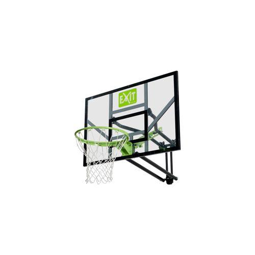 Panneau de basketball EXIT Galaxy pour montage mural, vert-noir