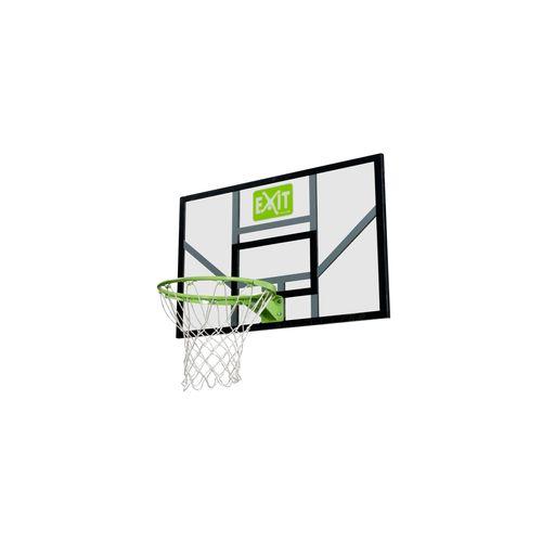 Anneau de panneau de basket EXIT Galaxy + filet vert-noir