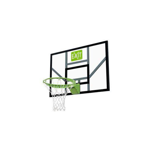 EXIT Galaxy dorsal de basket dunk ring + filet vert-noir