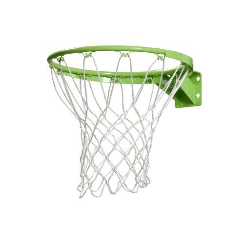 Panier de basket EXIT avec filet vert