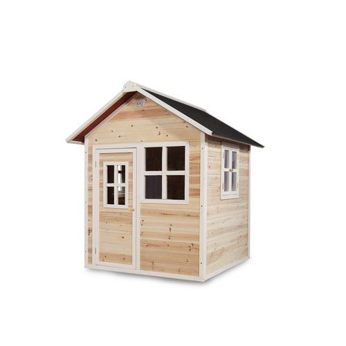 EXIT Loft 100 houten speelhuis naturel