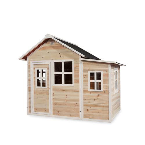 EXIT Loft 150 houten speelhuis naturel