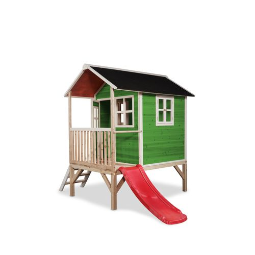 EXIT loft speelhuis 300 groen