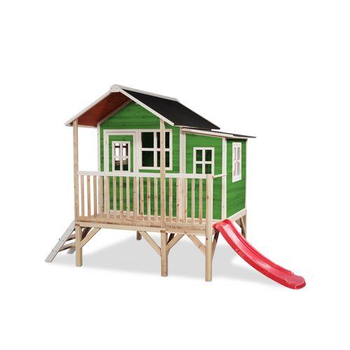 EXIT loft speelhuis 350 groen