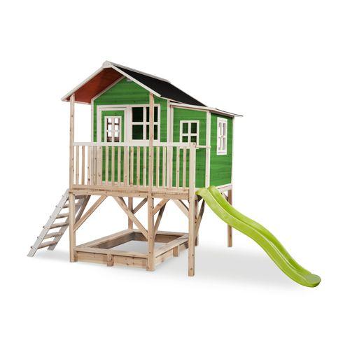 EXIT loft speelhuis 550 groen