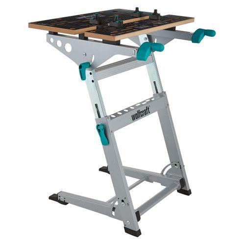 Wolfcraft hoogteverstelbare klem- en machinetafel Master 700