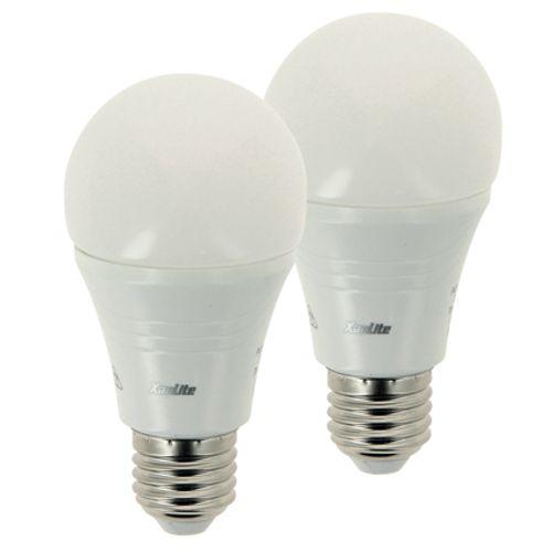Ampoule LED Xanlite blanc chaud 60W – 2 pcs