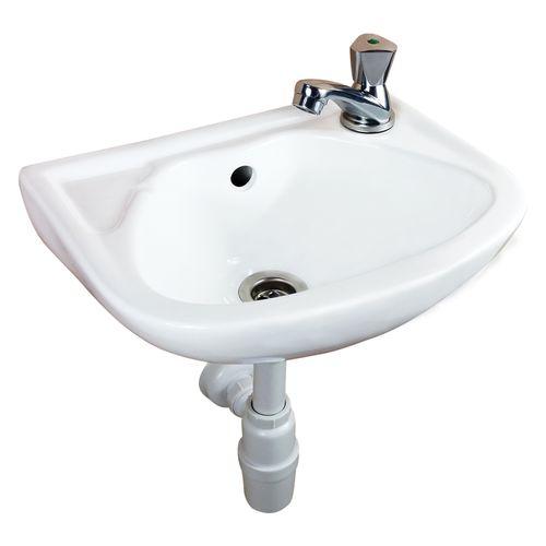 Lave-mains Baseline céramique blanc