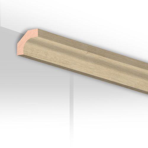 Moulure de finition HDM chêne pur 24mm