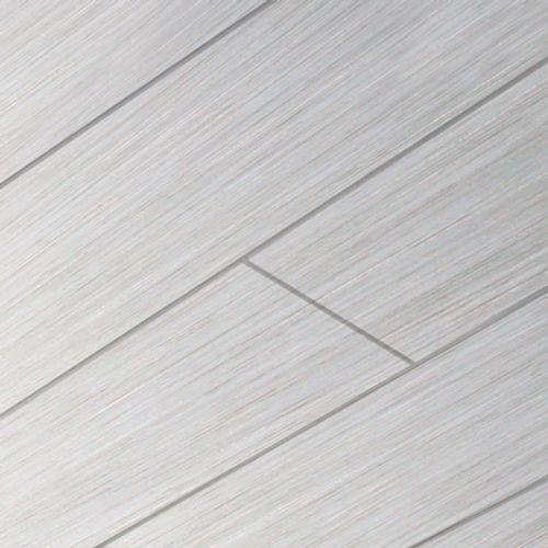 Lambris Decomode MDF Allure gris blanc 8mm