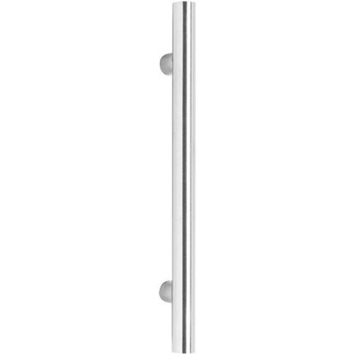 Intersteel deurgreep per stuk t-vorm 300x65x20 hart op hart 200mm RVS