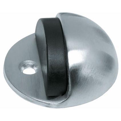 Intersteel deurstopper bolrond chroom
