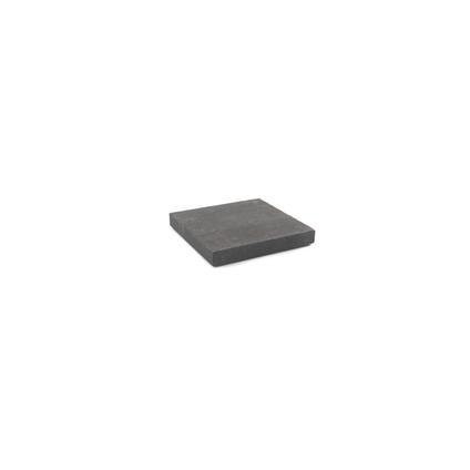Betontegel zwart 30x30x4cm