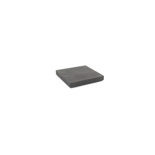 Dalle béton noir 30x30cm