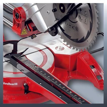 Scie à onglet radiale Einhell TCSM2534 Dual 2350W