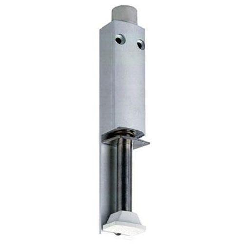 Dictator deurvastzetter slag 60mm ZE-14 grijs